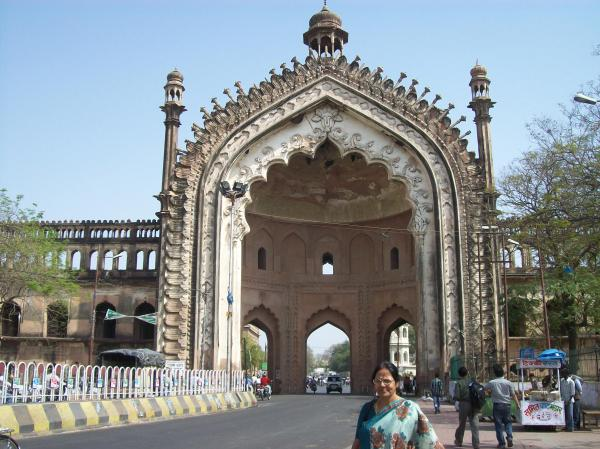 Rumi Darwaja Lucknow